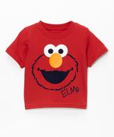 Children's Apparel Network Red Elmo Tee - Infant