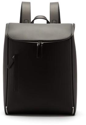 BONASTRE Kimono Leather Backpack - Black