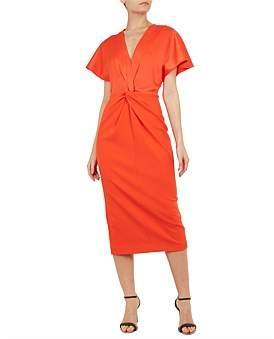 Ted Baker Ellame Cape Sleeve Dress