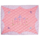 The Well Appointed House BARGAIN BASEMENT ITEM: Princess Floor Quilt-Available in Two Different Sizes