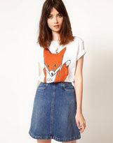 Simeon Farrar Exclusive to ASOS Fantastic Fox T-Shirt