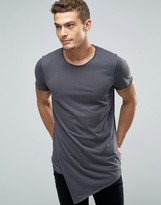 Jack and Jones T-Shirt With Faux Layer
