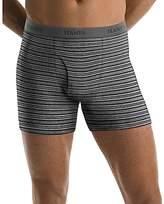 Hanes Men's TAGLESS Ultimate Boxer Briefs with Comfort Flex