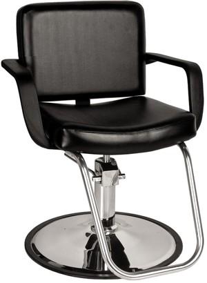 Jeff & Co. 611.0.G Bravo Styling Chair Black