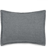 UGG Luxe Herringbone Flannel Sham - Ocean