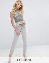 Maya Embellished Jumpsuit