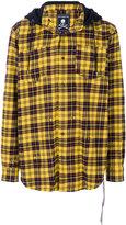 Mastermind Japan hooded shirt