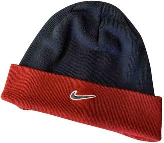 Nike Blue Wool Hats & pull on hats