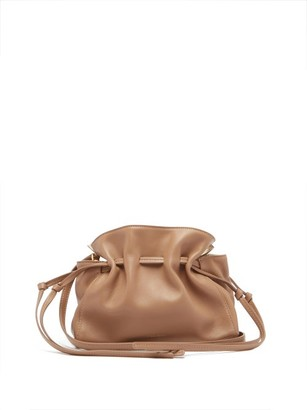 Mansur Gavriel Mini Protea Leather Cross-body Bag - Beige Multi