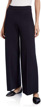 Rosetta Getty Wide-Leg Pull-On Trousers