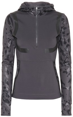 adidas by Stella McCartney Hooded running top