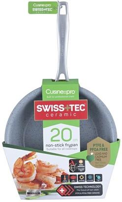 Cuisine::pro Swiss+Tec Ceramic Frypan 20cm