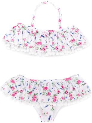MonnaLisa Floral Print Bikini