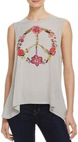 Chaser Wild Flower Peace Tank - 100% Bloomingdale's Exclusive