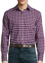 Claiborne Long-Sleeve Stretch Woven Shirt