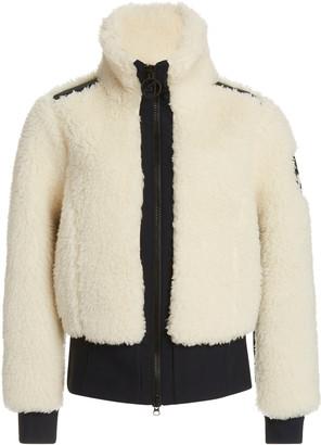 Toni Sailer Rika Wool-Blend High-Neck Jacket