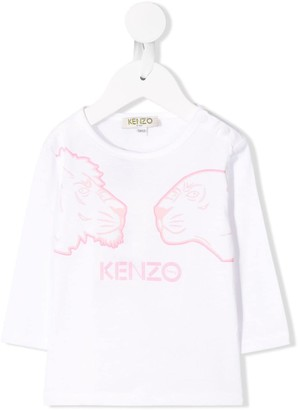 Kenzo Tiger and friends top