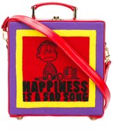 Olympia Le-Tan 'Happiness Is A Sad Song' bag - women - Cotton/Leather/Wool - One Size