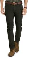 Polo Ralph Lauren Stretch Cotton Moto Slim Fit Pants