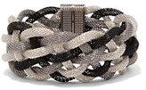New York & Co. Braided Mesh Bracelet