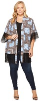 Kiyonna Shayla Chiffon Kimono Women's Clothing