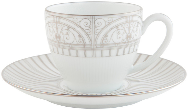 Haviland Belle Epoque Coffee Cup & Saucer