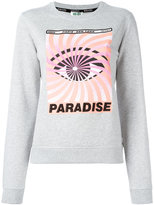 Kenzo Eye x Paradise sweatshirt - women - Cotton - XS