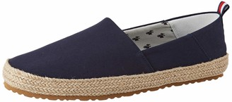 Tommy Hilfiger Men's Recycled Cotton Espadrille Mocassins