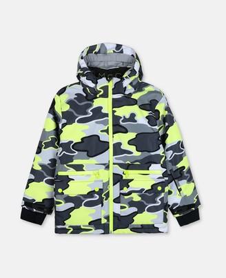 Stella Mccartney Kids Stella McCartney ski jacket