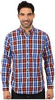 U.S. Polo Assn. Poplin Plaid Shirt