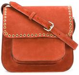 Etoile Isabel Marant 'Mela' satchel - women - Calf Leather/Brass - One Size