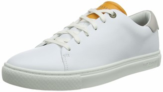 Ted Baker Men's MFK-LEEPOW-Leather Trainer Shoes