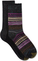 Gold Toe Women's 2-Pk. Aztec Stripe Boot Socks