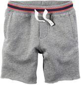 Carter's Toddler Boy Knit Shorts