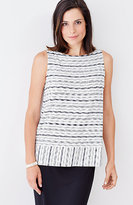 J. Jill Wearever Space-Dyed Sleeveless Top