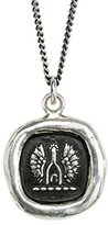 Pyrrha Unisex 925 Sterling Silver Personal Growth Talisman Necklace
