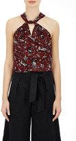 Etoile Isabel Marant Women's Acan Floral Cotton Top