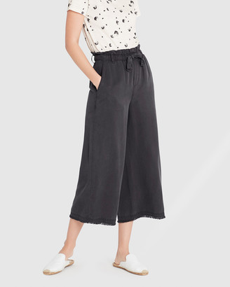 Mavi Jeans Skye Wide Crop Pants