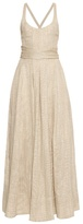 Brock Collection Daph linen-bend dress