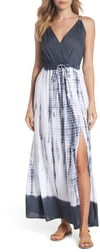 Elan International Tie Back Cover-Up Maxi Dress