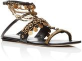 Oscar de la Renta Runway Sandal