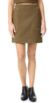 3.1 Phillip Lim Skirt with Stapled Pockets