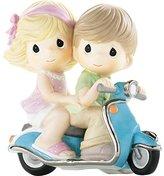 "Precious Moments It's Wheelie Fun When I'm With You"" Figurine"
