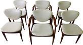 One Kings Lane Vintage John Stuart Dining Chairs, S/6