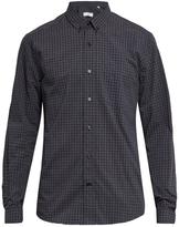 Ami Long-sleeved cotton shirt