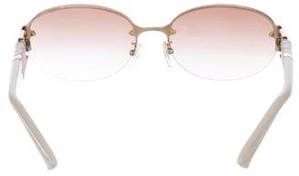 Fendi Quilted Gradient Sunglasses