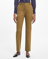 Brooks Brothers Stretch-Cotton Twill Pants