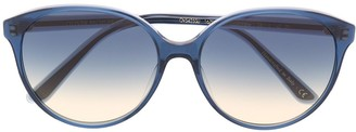 Oliver Peoples Brooktree round-frame sunglasses