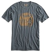 Lucky Brand Men's Fender Ukeles Graphic Tee