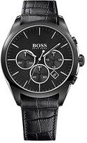 HUGO BOSS Mens Onyx Analog Casual Quartz Watch (Imported) 1513366